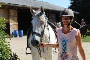 cours d'équitation pour adultes