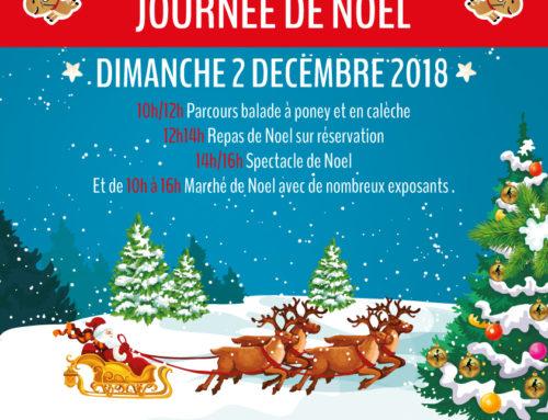 fête de Noel dimanche 02 décembre